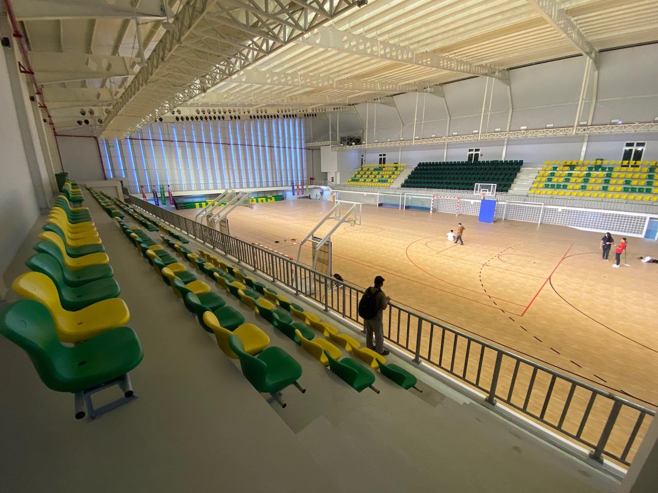 Arena Basket UNJ