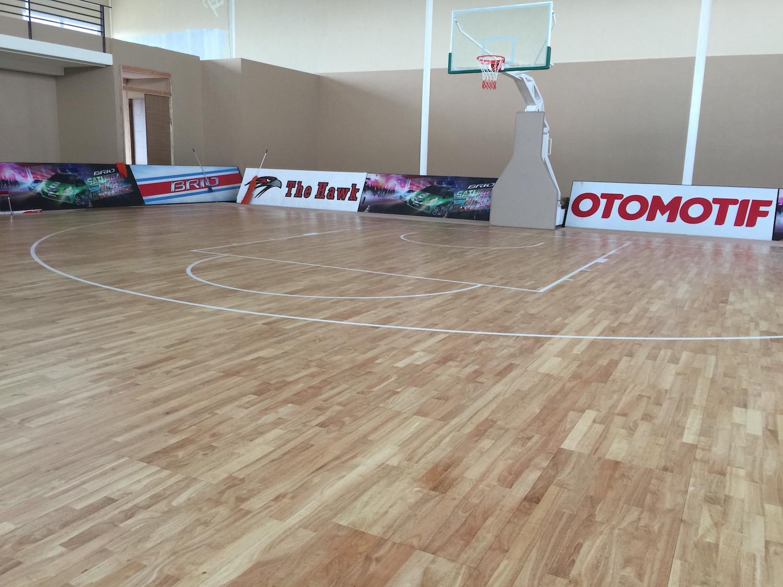 The Hawk Basketball club - BSD Tangerang  - terpas
