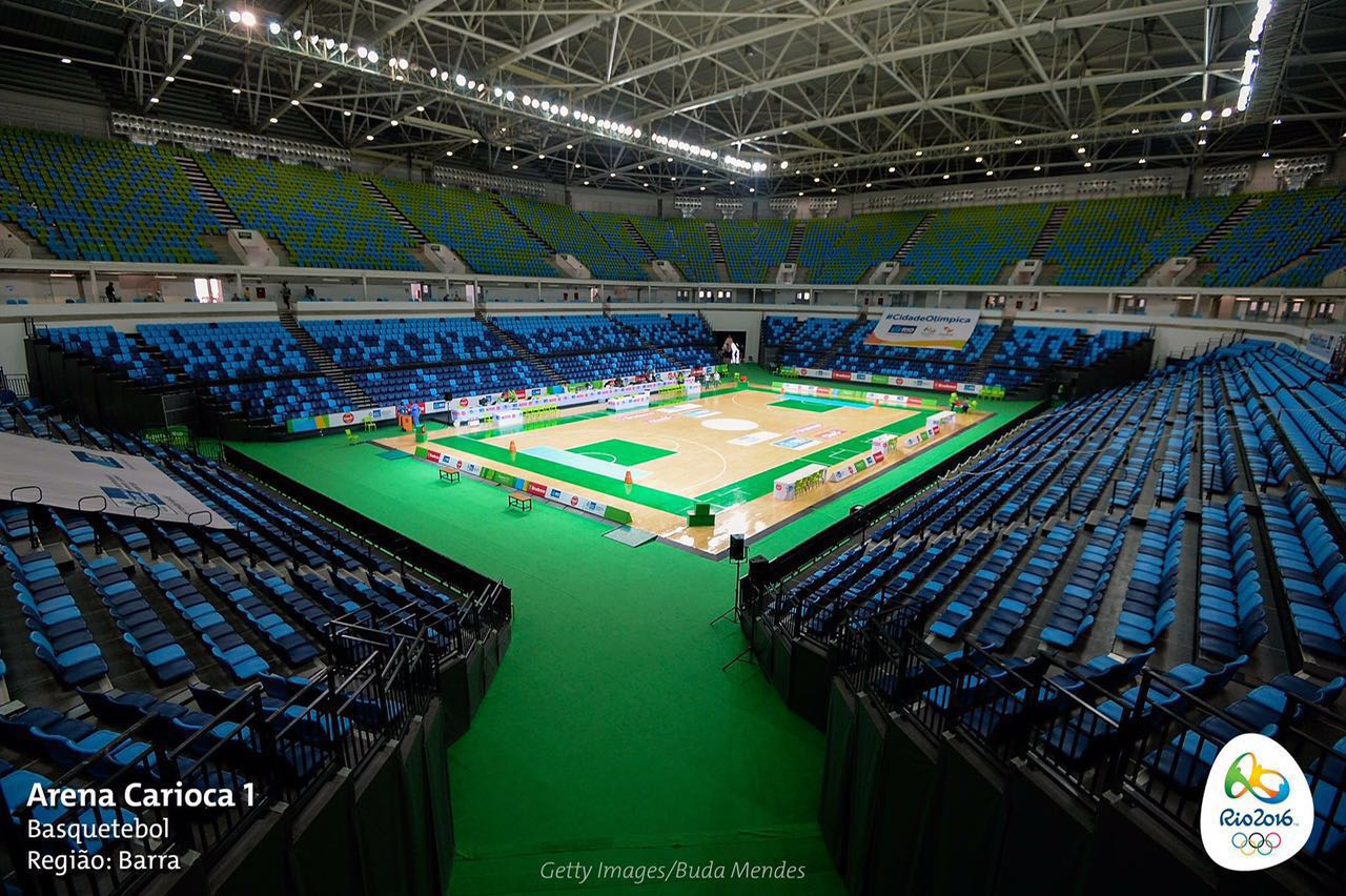 Arena Carioca Brazil 01