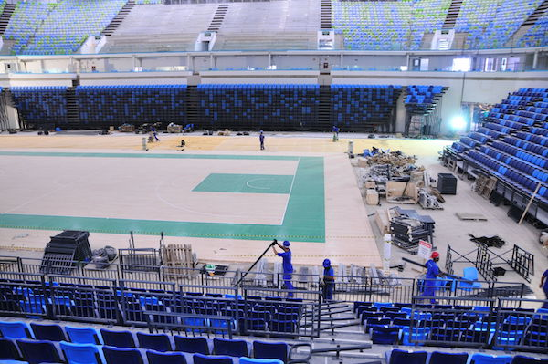 Arena Carioca Brazil 03
