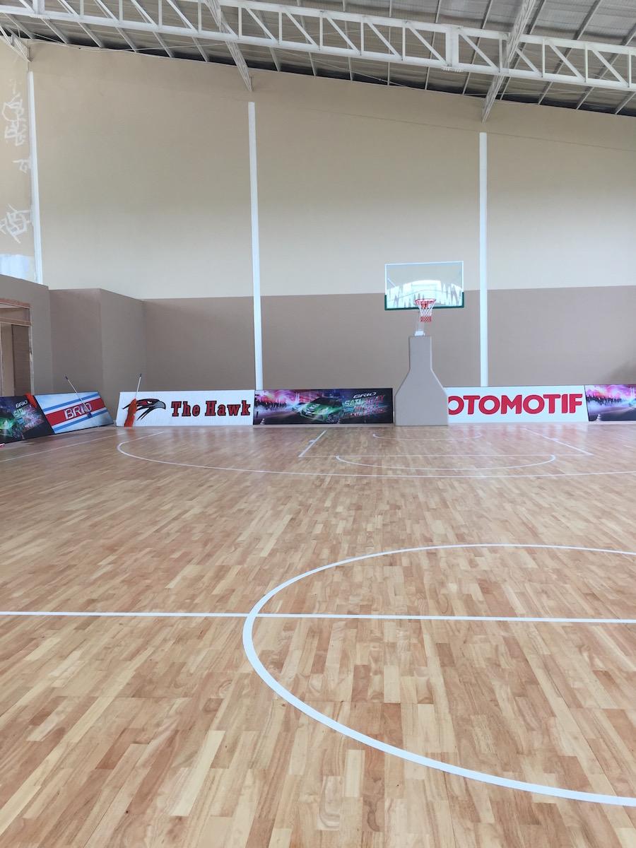 The Hawk Basketball club - BSD Tangerang - terpasa