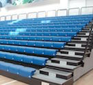 seating retractable system