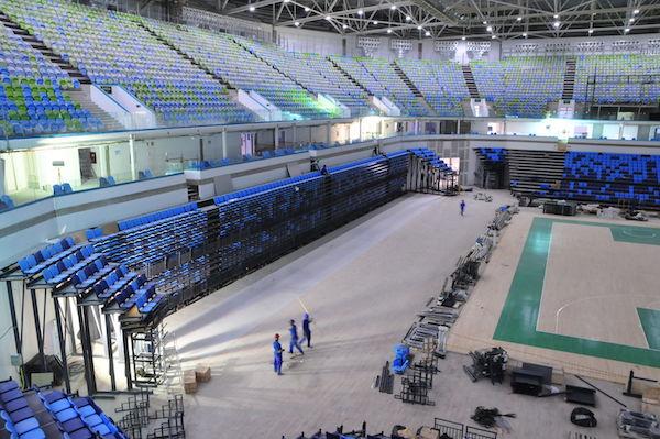 Arena Carioca Brazil 02